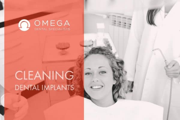 Cleaning Dental Implants