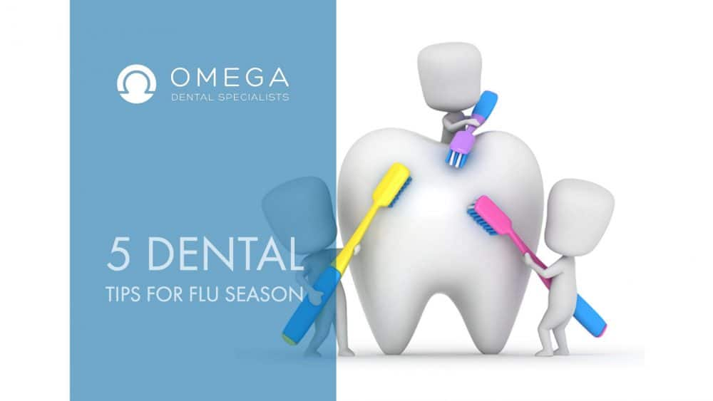 5 Dental Tips For Flu Season
