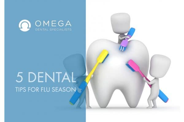 Dental Tips For Flu And Cold Season