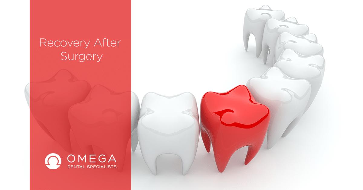 After Wisdom Teeth Removal | Omega Dental Houston TX